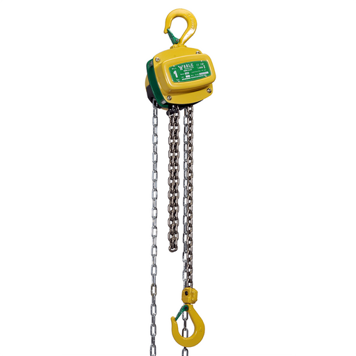 360 Degree Rotation Chain Hoist - ABLE