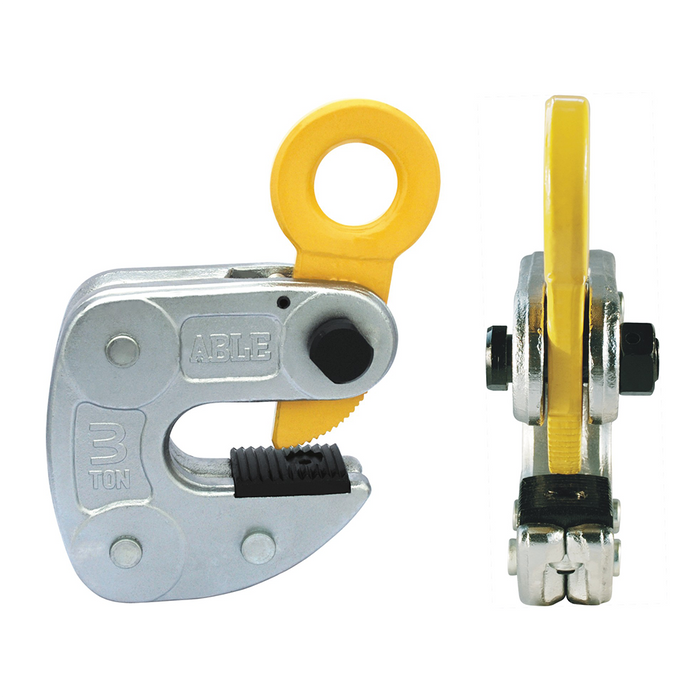 Horizontal Plate Clamp - SV - ABLE