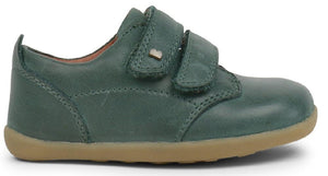 Bobux Step Up Port, Forest Green.