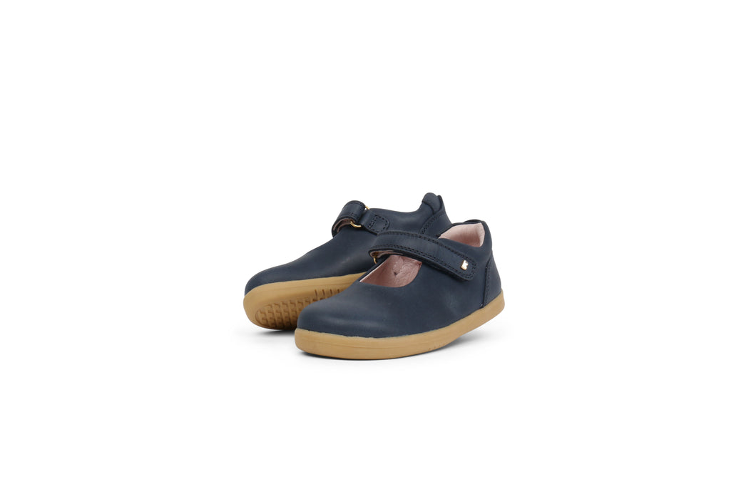 Bobux Iwalk Delight, Navy.