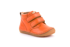 Froddo Velcro Boot, Orange