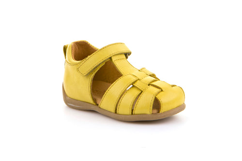 Froddo Fisherman Sandal, Yellow.