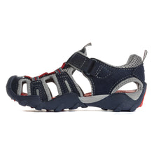 Load image into Gallery viewer, Pediped Canyon, Navy & Red.