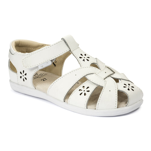Pediped Nikki Sandal, White.