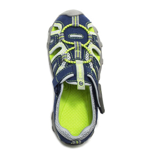 Pediped Canyon, Navy & Lime.