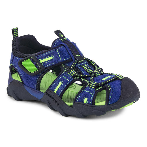 Pediped Canyon, Blue & Lime.