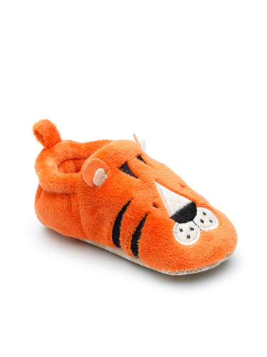Tommy the Tiger Slipper, Infant.