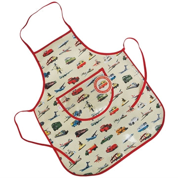 Vintage Transport Apron