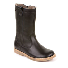 Load image into Gallery viewer, Froddo Tall Boot, Black (waterproof)
