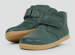 Bobux Desert Boot, Forest.