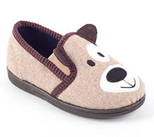 Load image into Gallery viewer, Spike the Dog Slippers