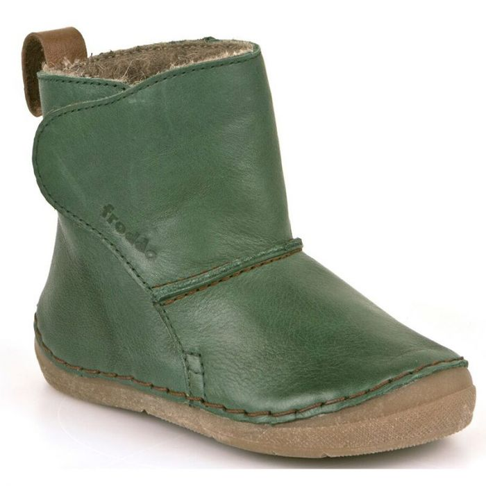 Froddo Wool Lined Boot, Forest.