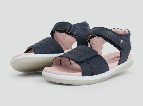 Bobux Kid+ Hampton Sandal, Navy.