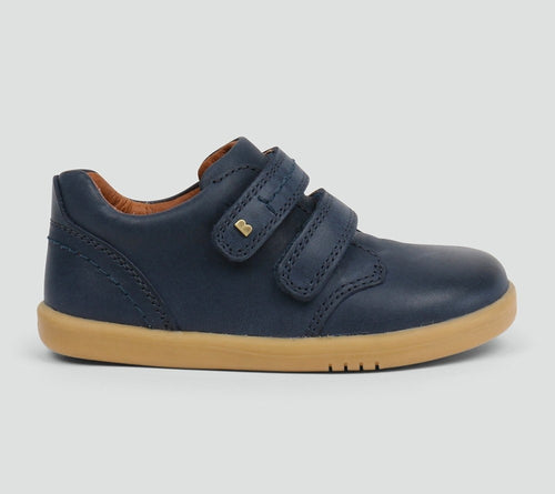 Bobux Port Shoe, Navy.