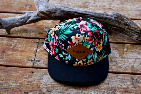 Hike Life Snapback (Tropical)