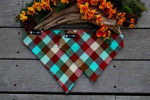 Crisp Plaid (only S and XS available)