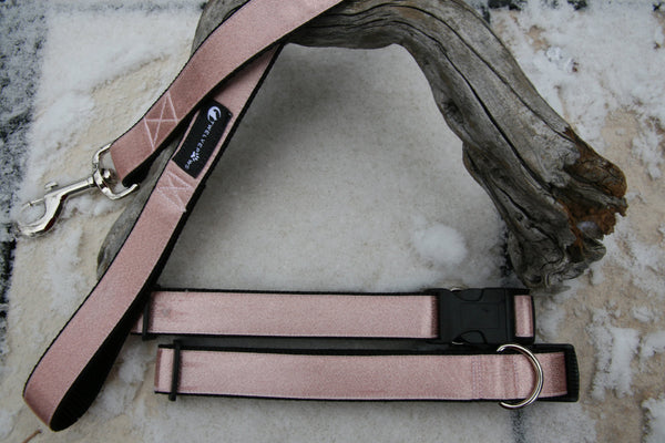 "Rose Gold 1"" Collar"