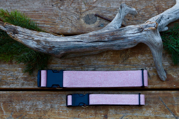 "Classic Rose 1"" and 1.5"" Collar"