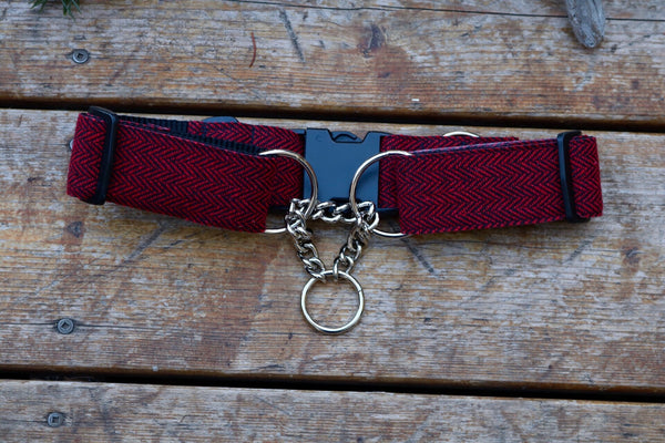 Martingale Chain Upgrade for Collars