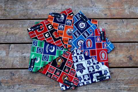 NHL Hockey Bandanas