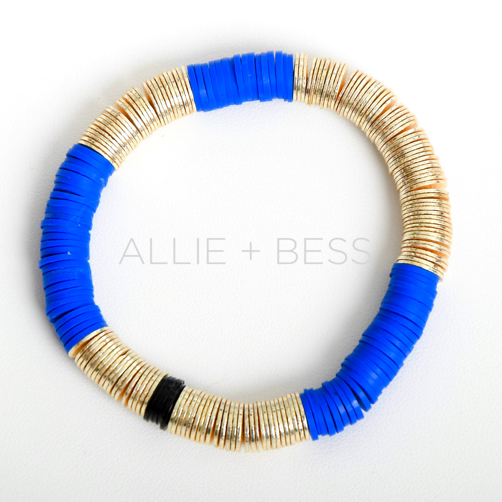 Cobalt 8mm Gold Base