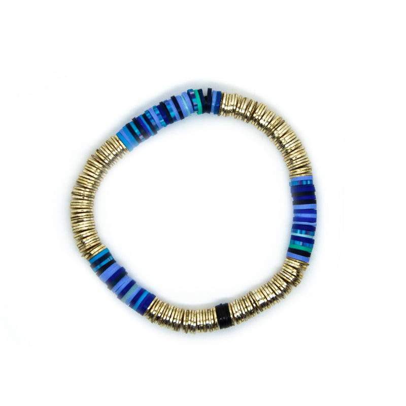 Blue Gold Base Tye 6mm