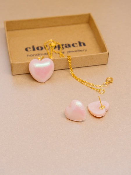 Necklace & Earrings Gift Set - ciotógach