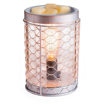 CHICKEN WIRE EDISON BULB Warmer
