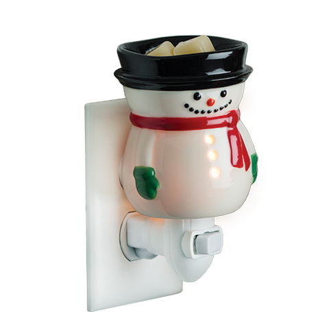 FROSTY PLUG-IN TART WARMER