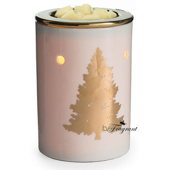 GOLDEN FIR TART WARMER