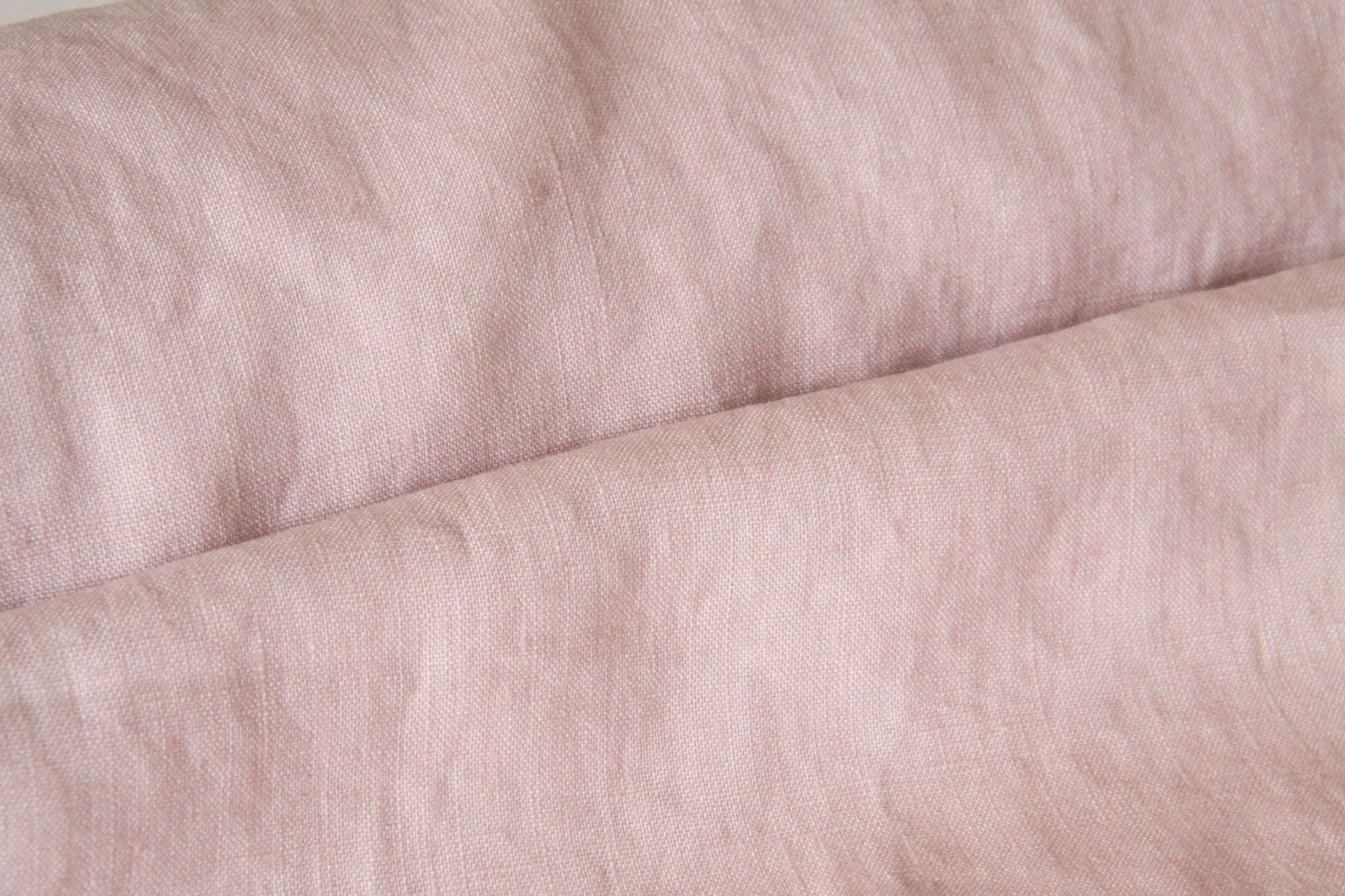 20 Yards Dusty Rose Linen Fabric