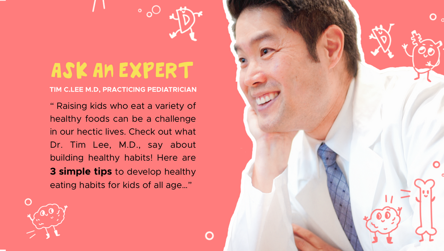 Ask an Expert About Healthy Eating - Dr. Tim Lee, M.D.