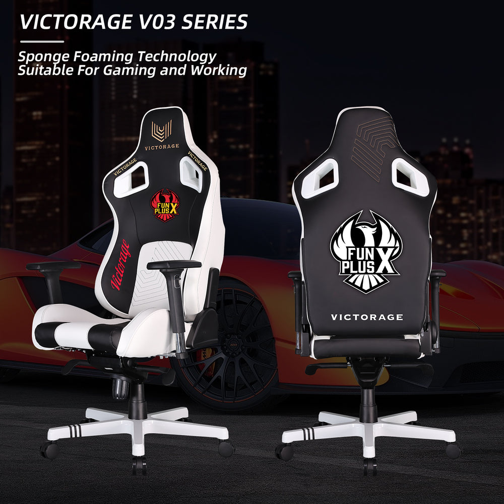 VICTORAGE  Delta VC Series Premium PU Leather Home Chair Gaming Chair(FPX)