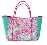 Neoprene Beach Totes (Closing 3/1)