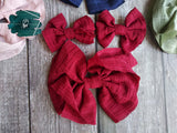 The VeraLynn Bow Set