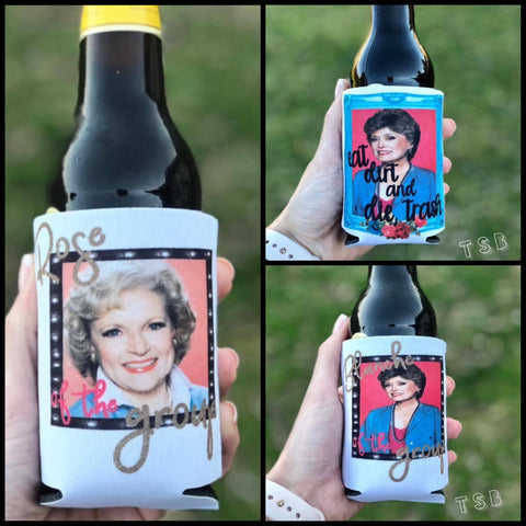 Golden Girls Can Coolers