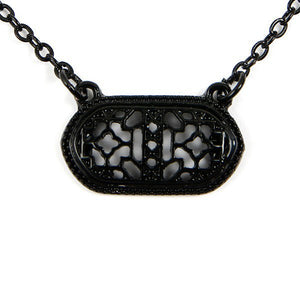 Filigree Necklace - Soulfully Rooted Foundation Corporation