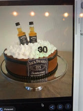 Load image into Gallery viewer, Jack and Coke Cake