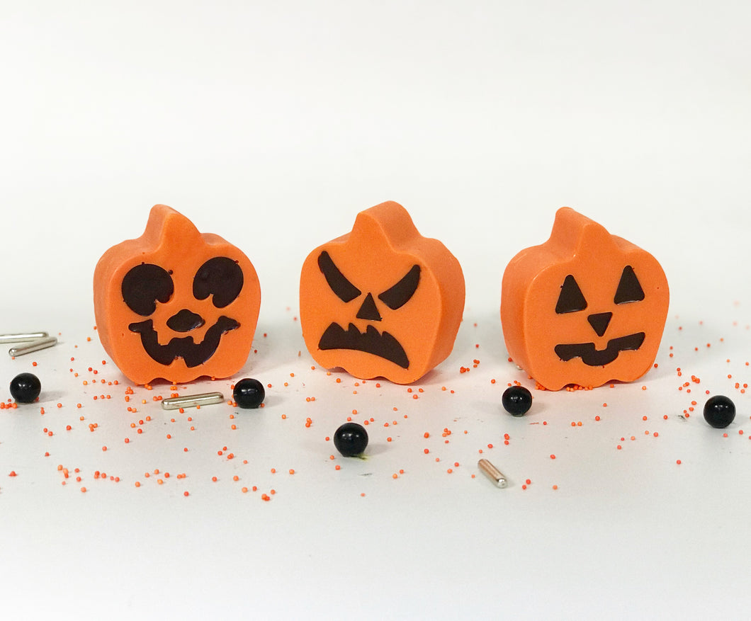 Chocolate Covered Oreo Pumpkins (Set of 3)