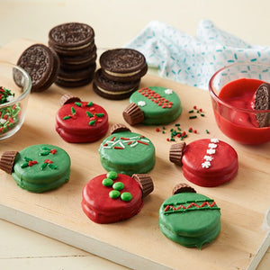 Summer Fields - Christmas Ornament Chocolate Covered Oreos