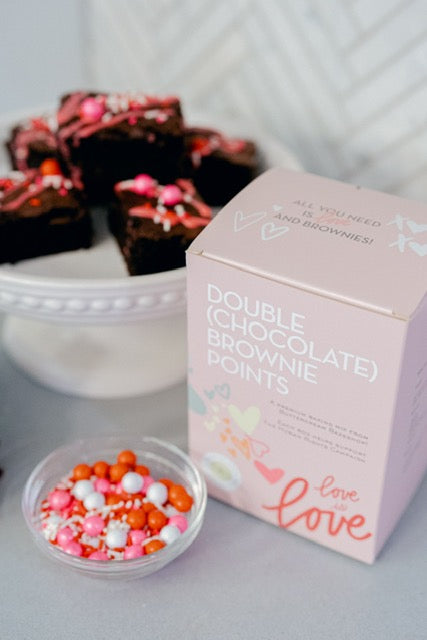 Double (Chocolate) Brownie Points Kit