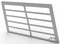 Window Storage Racks (pair) - Original Pattern - Jeep Cherokee XJ 84/01