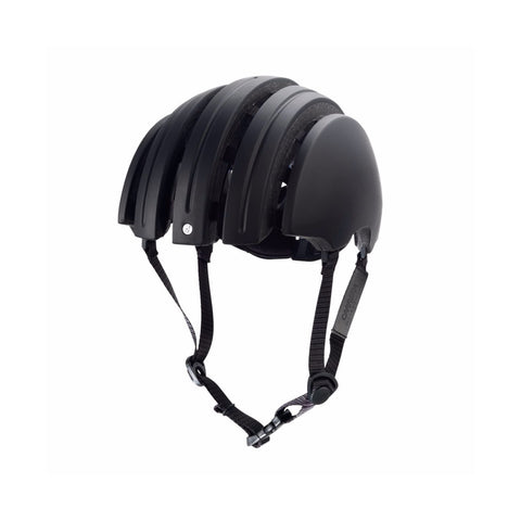 Carrera Foldable Helmet - Black