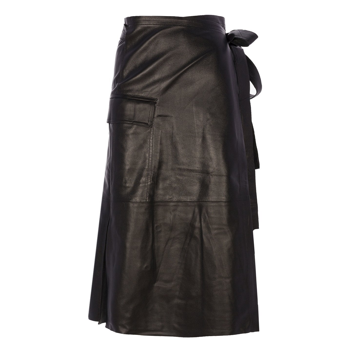 Cargo Skirt Black Plongé