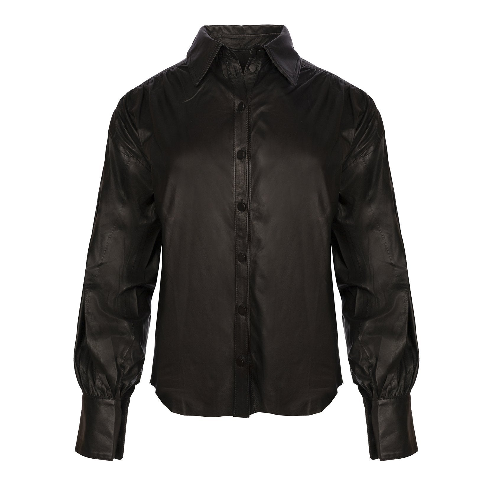 Marina Shirt Black