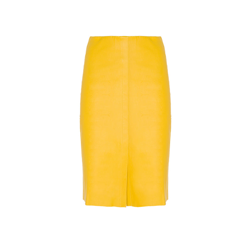 Patricia Skirt Bumble Bee Yellow Plonge