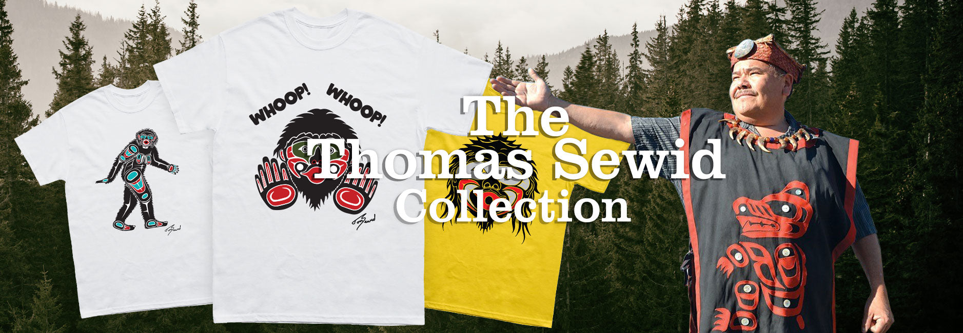 Thomas Sewid Collection