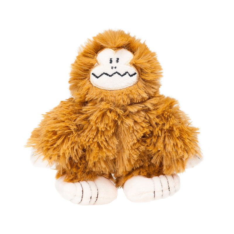 Bigfoot Rescue Kit - Adopt a Bigfoot with Book and Plush - Sasquatch The Legend