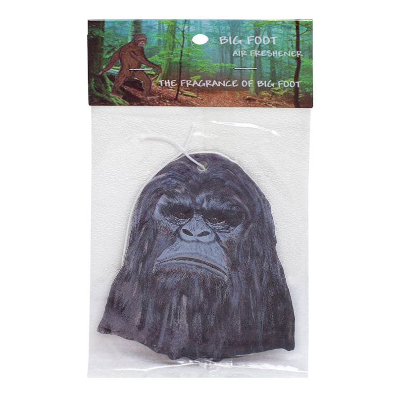 Sasquatch Air Freshener - Sasquatch The Legend