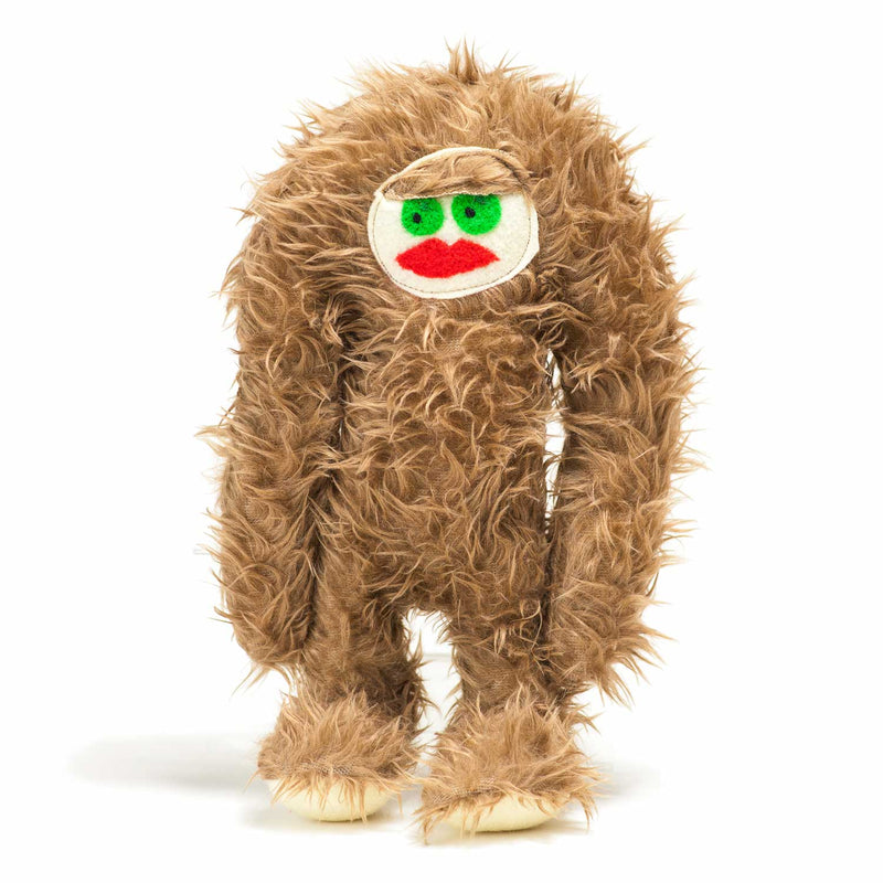 Sasquatch Bigfoot Plush Stuffed Toy - Sasquatch The Legend